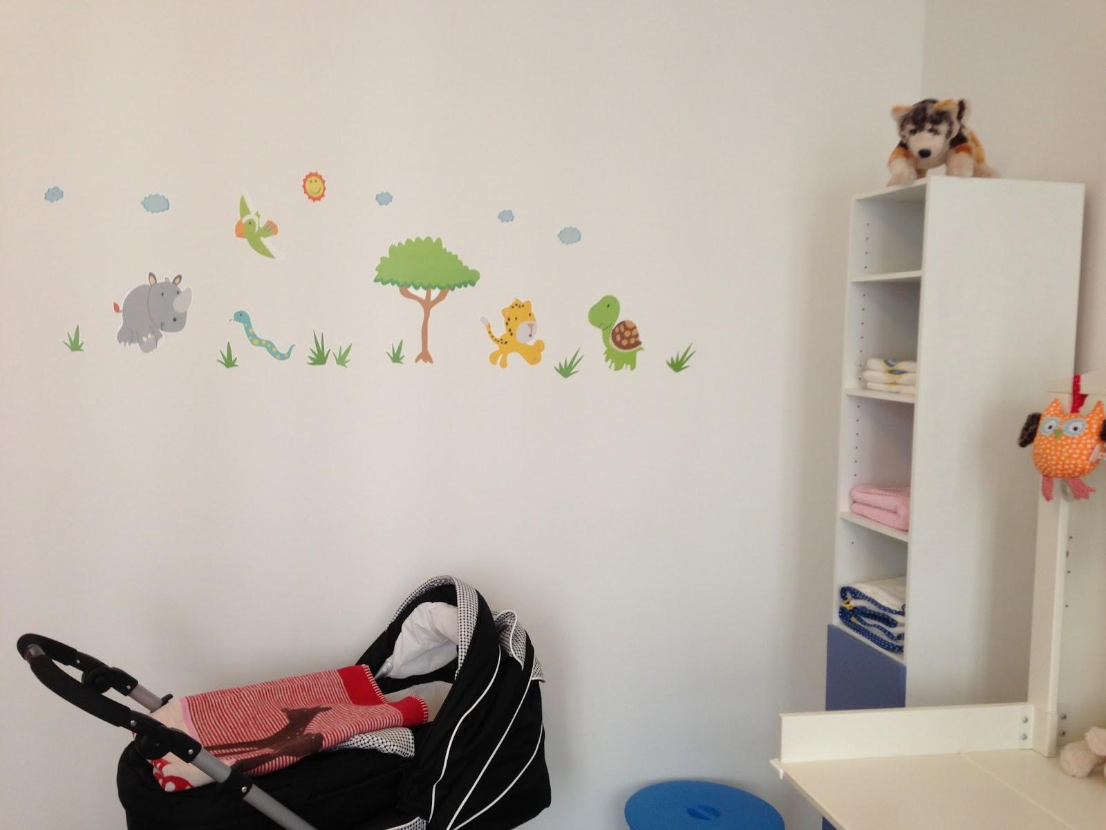 22 woche und ein kleines babyzimmer einfach carolin - Kleines babyzimmer ...